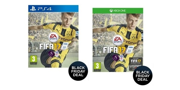 FIFA 17 PS4/Xbox One £31.99 @ Very
