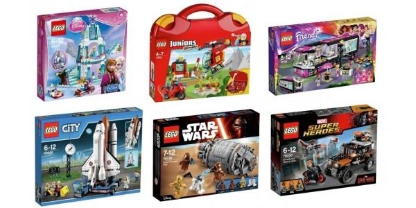 Black Friday Lego Deals @ Argos