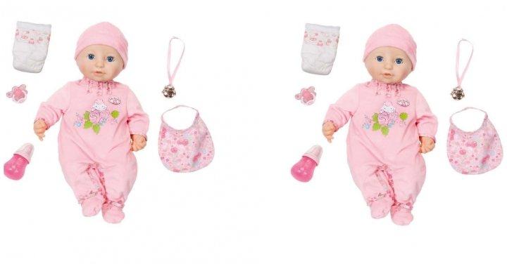 Zapf Creation Baby Annabell Doll 163 27 99 Amazon