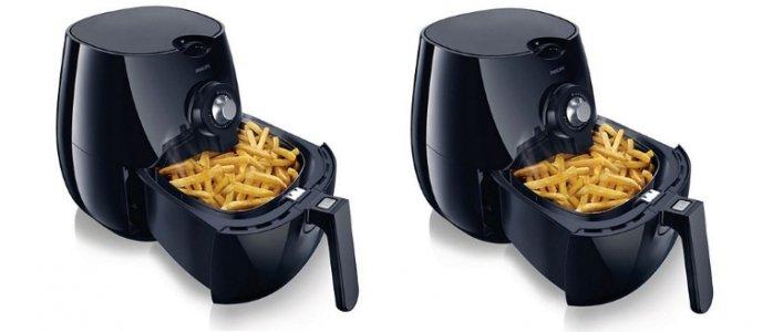 Philips Airfryer Hd9220 Low Fat Fryer Multi Cooker 163 66 49