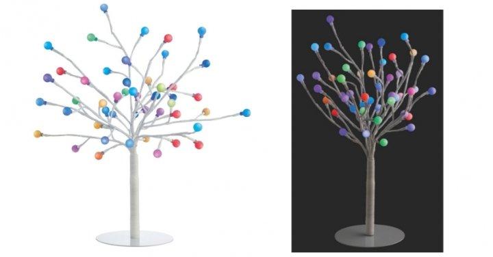 Habitat Daphne Colour Changing 48 Led Decorative Tree 163 14