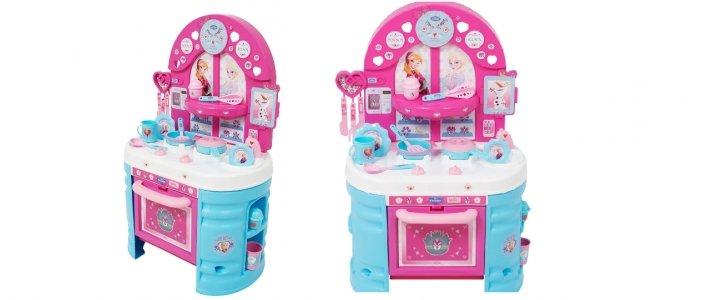 Disney Frozen Big Kitchen Playset 24 99 Very