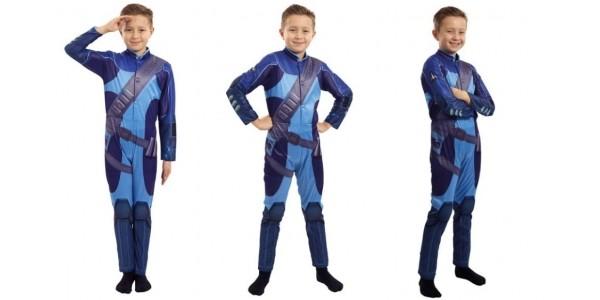 Thunderbirds International Rescue Costume £2.99 @ Argos
