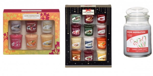 Up To 23% Off Yankee Candle Home Inspiration Candles @ Asda George