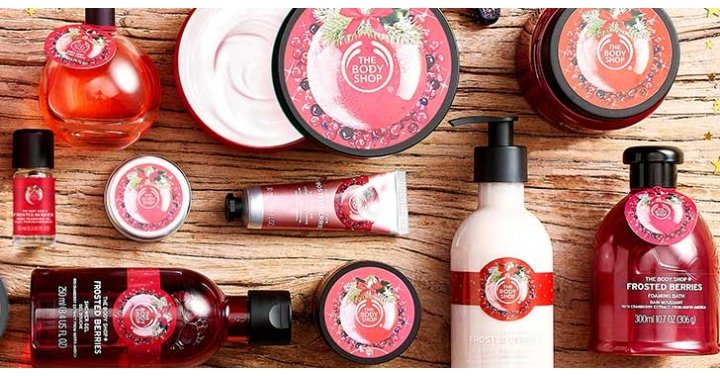 Past The Body Shop Coupon Codes
