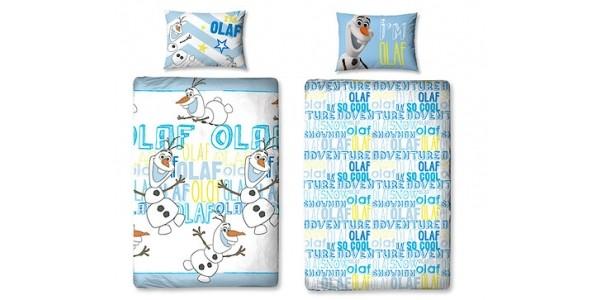 Frozen Olaf Single Duvet Set £3 Using Code @ The Entertainer