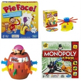 3 for 2 board games