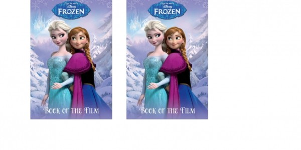 QUICK! Disney Frozen Book of the Film 9p @ Argos