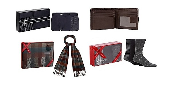 Half Price Men's Boxed Designer Gifts @ Debenhams