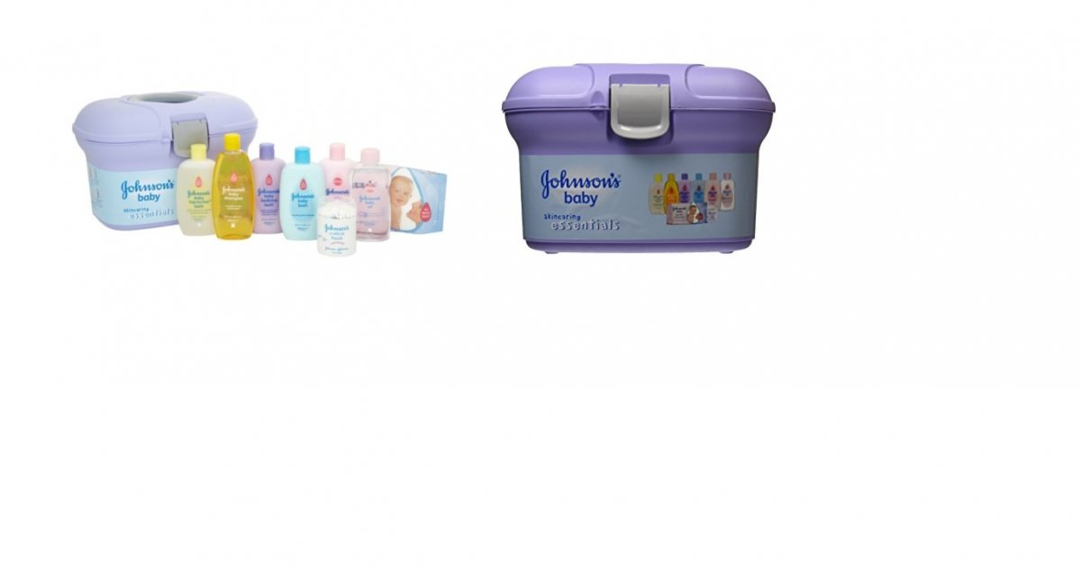 Baby Gift Set Asda : Johnsons baby essential gift set ?