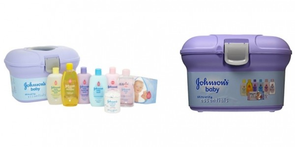 Johnsons Baby Essential Gift Set £10 @ Amazon