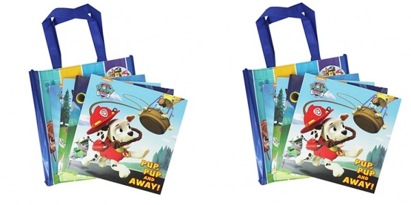 Paw Patrol Book Bag £5.40 (With Code) @ The Works