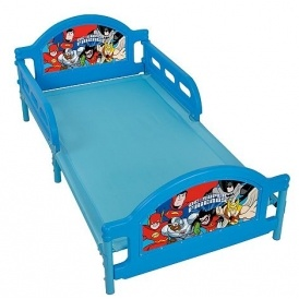 DC Superfriends Toddler Bed Was GBP90 Now GBP35 Using Code