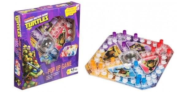 Teenage Mutant Ninja Turtles Pop Up Game £3.99 @ Home Bargains