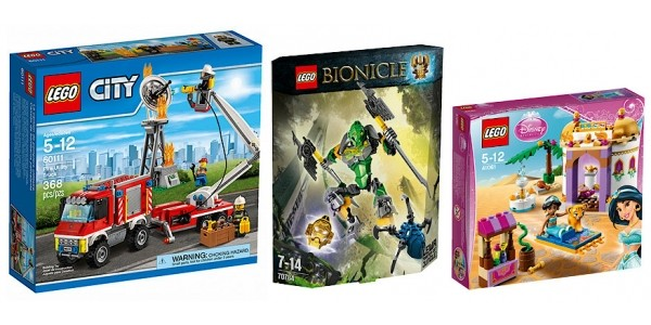 Up To 33% Off Lego @ The Entertainer