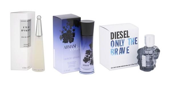 20% Off Selected Fragrance @ Wilko