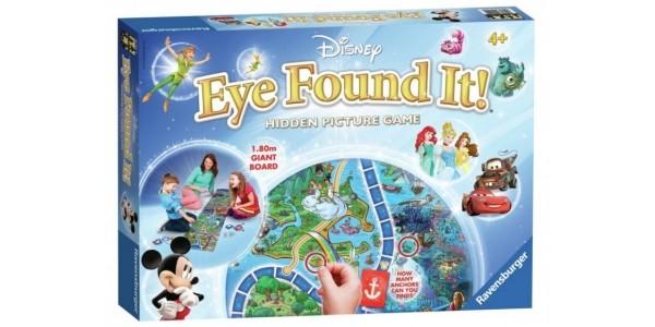 Disney Eye Found It Game £10.99 (was £19.99) @ Argos