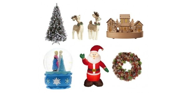 Up To 60% Off Christmas Decorations @ Very