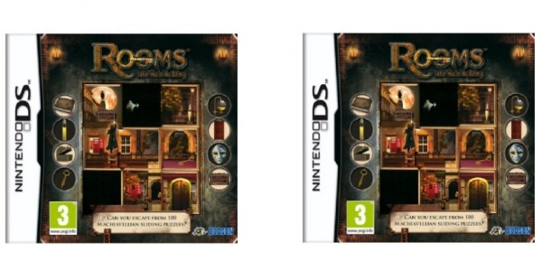Rooms: The Main Building DS Game £2.49 @ Argos