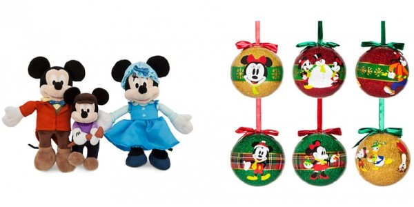 Selected Christmas Toys/Decorations Half Price @ Disney Store