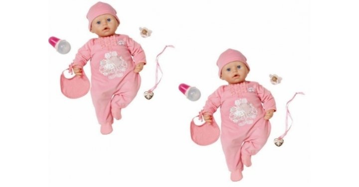 Baby Annabell Doll Version 9 The Newest One 163 25 Tesco