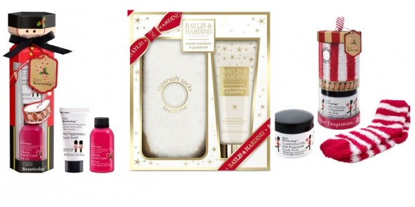 Stacking Offers: 25% Off & 3 for 2 On Baylis & Harding @ Boots.com