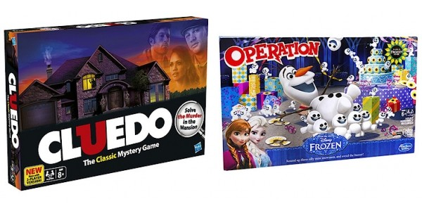 TODAY ONLY Half Price Or Less Board Games @ The Entertainer (Expired)