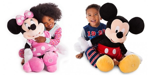 Large Soft Toys £20 (was £40.99) @ The Disney Store