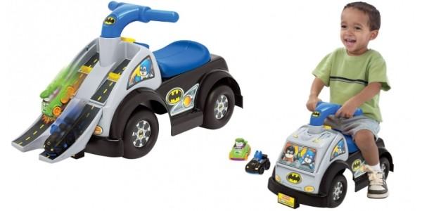 Fisher Price Little People Batman Raceway Ride On £18.99 (was £49.99) @ Argos