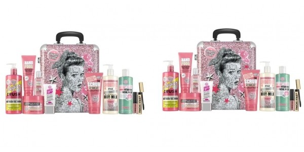 Star Gift: Soap & Glory The Whole Glam Lot £30 @ Boots.com
