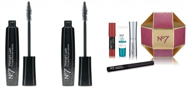 Two No7 Midnight Lash Mascaras & FREE No7 Bauble £12 @ Boots.com