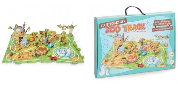 Slot Together Zoo Track £4.99 @ Argos