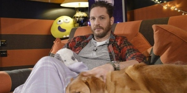 Tom Hardy To Read CBeebies Bedtime Story On New Year's Eve!
