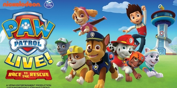 Paw Patrol Live! Race To The Rescue Show Tickets On Sale Tomorrow @ Ticketmaster