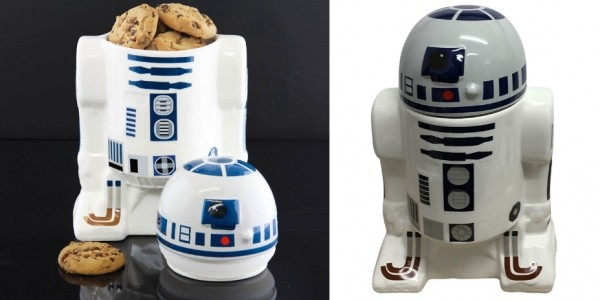 Star Wars R2D2 Cookie Jar £9.99 With Free Delivery @ The Gift & Gadget Store