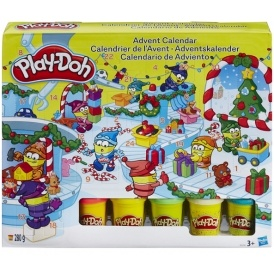 Click here for the Play-Doh Advent Calendar @ Asda George*