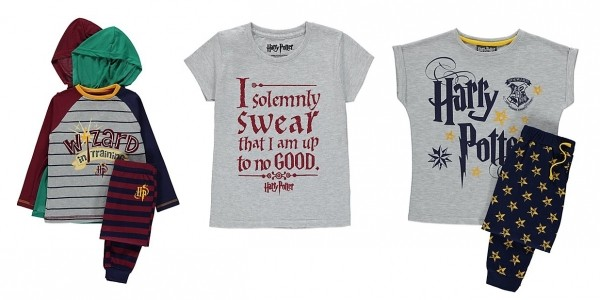 Kid's Harry Potter Pyjamas & Clothing New In @ Asda George