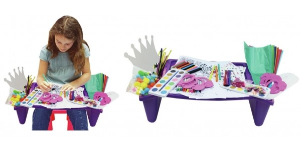 Chad Valley Craft Lap Tray and 1000 Crafts £5.99 (was £9.99) @ Argos