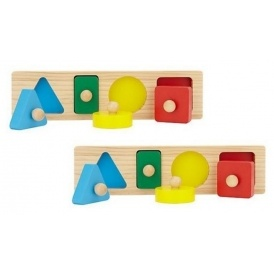 RECALL: John Lewis Wooden Shape Toy