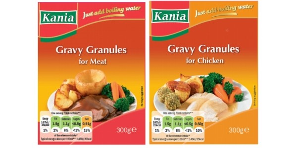 RECALL: Lidl Gravy Granules Recalled Due To Chemical Contamination