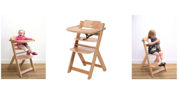 Safety 1st Timba Wooden Highchair £37.04 Delivered @ Amazon