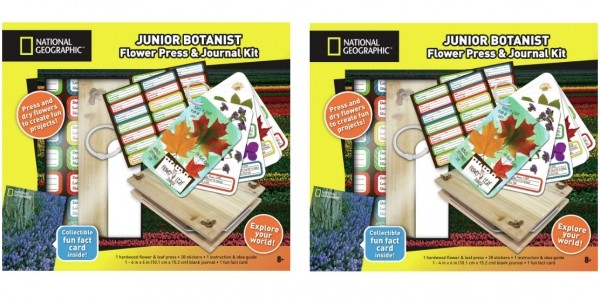 Junior Botanist Kit £8.99 Delivered @ Argos