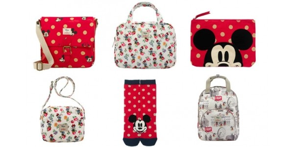 Sold Out Disney Lines Now Back In Stock @ Cath Kidston