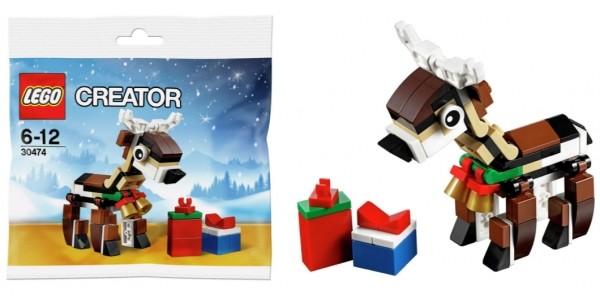 Lego Reindeer £2.99 @ Argos