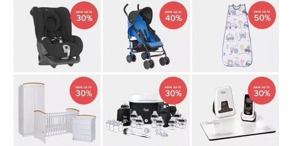 Kiddicare Sale Now On
