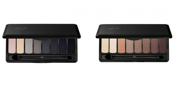 No7 Stay Perfect Eye Shadow Palette £7 (Buy 2 Get FREE Gift) @ Boots.com
