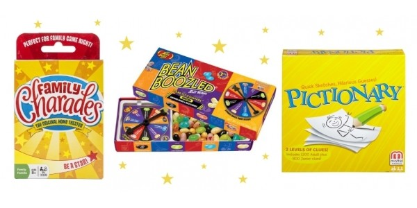 Family Game Ideas For Christmas Night