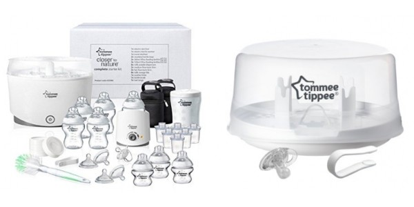 Save Up To 65% Off Tommee Tippee Closer To Nature Products Today Only @ Amazon