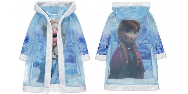 Disney Frozen Nightdress and Cape £5 (was £9/£10) @ Asda George