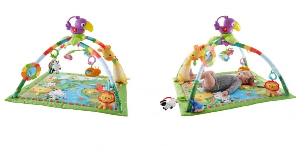 Fisher-Price Music & Lights Deluxe Gym £30.97 Delivered @ Amazon
